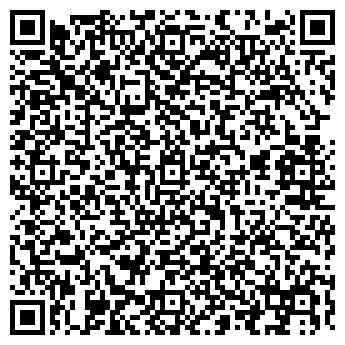 QR-код с контактной информацией организации ТОО «Индра-Тур»