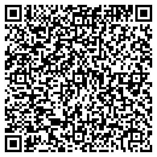QR-код с контактной информацией организации ИП «Попов»