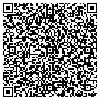QR-код с контактной информацией организации ИП Дервоед ДИ
