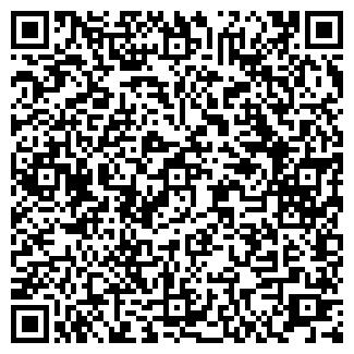QR-код с контактной информацией организации deliver