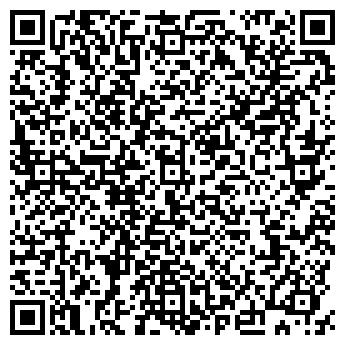 QR-код с контактной информацией организации Сергеев В., ТЧУП