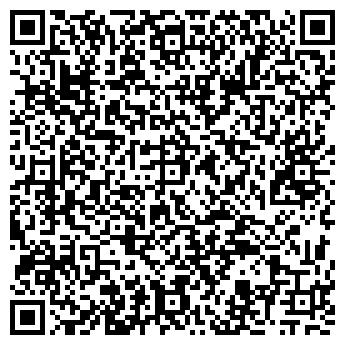 QR-код с контактной информацией организации СПД Симоненко