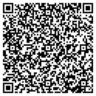 QR-код с контактной информацией организации Мегабуд