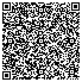 QR-код с контактной информацией организации Транс-с