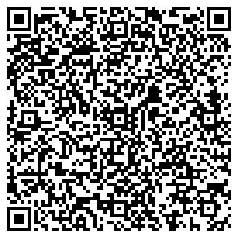 QR-код с контактной информацией организации Авто на расхват