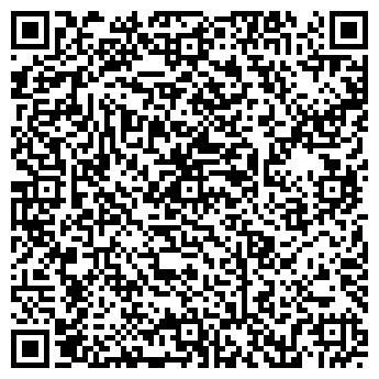 QR-код с контактной информацией организации ФЛП Панчишин
