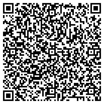 QR-код с контактной информацией организации Евро такси, ООО