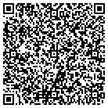 QR-код с контактной информацией организации Авто -дом, ООО