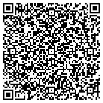 QR-код с контактной информацией организации Альфа рентал, ООО
