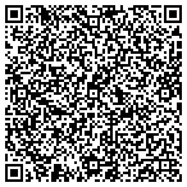 QR-код с контактной информацией организации Супермаркет Праздников, ООО