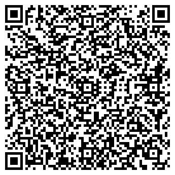 QR-код с контактной информацией организации Будивнычий, ЧАО
