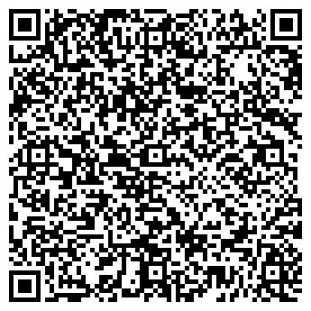 QR-код с контактной информацией организации Транстэк Украина