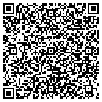 QR-код с контактной информацией организации Ланг, ООО