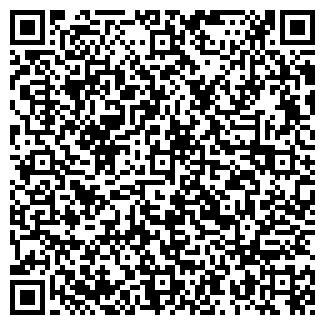 QR-код с контактной информацией организации HouseBud, ООО