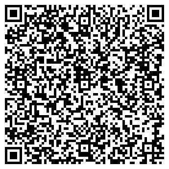 QR-код с контактной информацией организации Парлис, ООО
