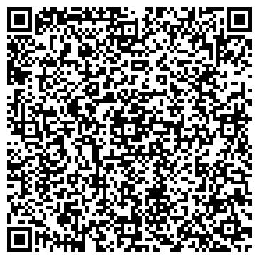 QR-код с контактной информацией организации Омега-М, ЧП