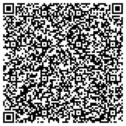 QR-код с контактной информацией организации Львовский обласной производственный рыбный комбинат, ОАО