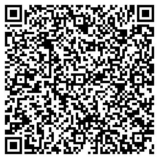 QR-код с контактной информацией организации Плюс, ООО