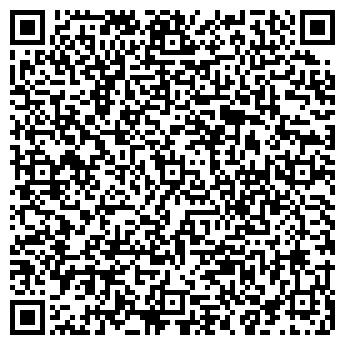 QR-код с контактной информацией организации Алина, ООО