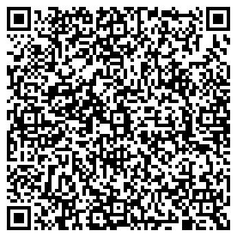 QR-код с контактной информацией организации АТЛ Украина, ДП