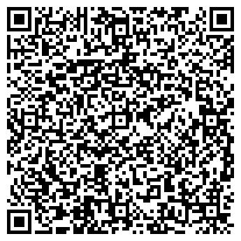 QR-код с контактной информацией организации Транс-Ресурс, ООО