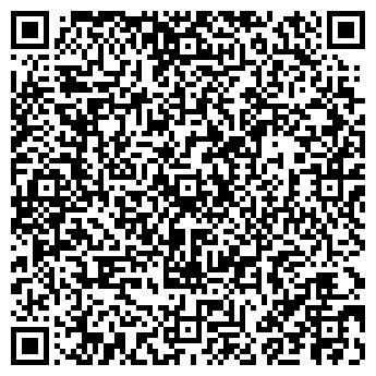 QR-код с контактной информацией организации Тира-лайн, ЧП
