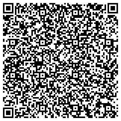QR-код с контактной информацией организации Международные пассажирские перевозки, компания