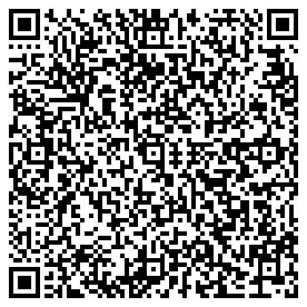 QR-код с контактной информацией организации Торис, ООО