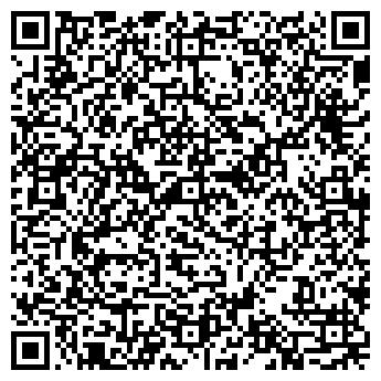 QR-код с контактной информацией организации АТН-Сервис, ООО
