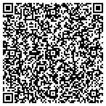 QR-код с контактной информацией организации Певека, МЧП