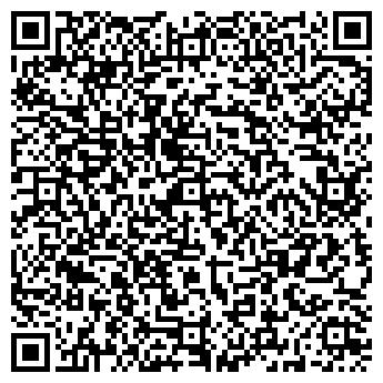 QR-код с контактной информацией организации Компания ALLCARGO