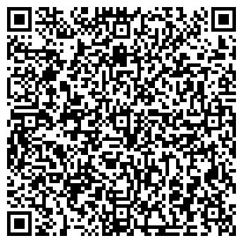QR-код с контактной информацией организации Мега-Рент, ООО