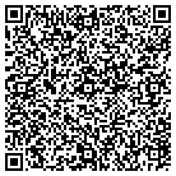 QR-код с контактной информацией организации МГК Плюс, ООО
