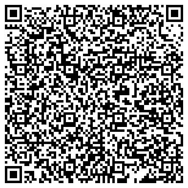 QR-код с контактной информацией организации Меридиан, компания контейнерных перевозок