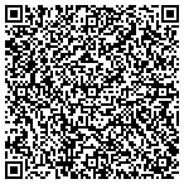 QR-код с контактной информацией организации Транспортные решения, ООО