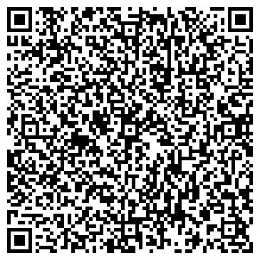 QR-код с контактной информацией организации Манлогистик, ООО