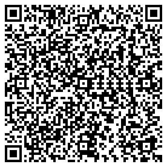 QR-код с контактной информацией организации ДК КОРСА, ООО