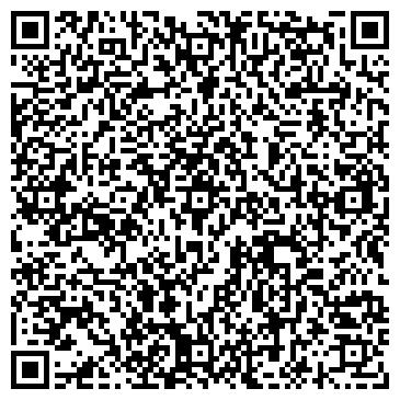 QR-код с контактной информацией организации Буковина Трек, ЧП