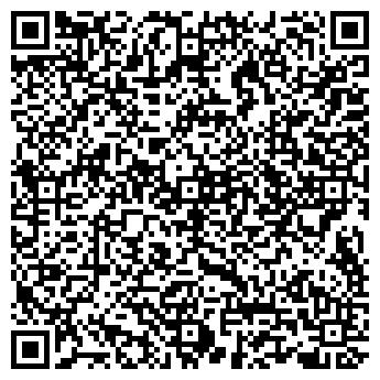 QR-код с контактной информацией организации Эвакуатор, ИП