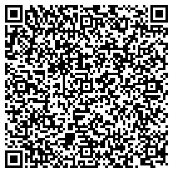 QR-код с контактной информацией организации Транс фрахт лайн, ТОО