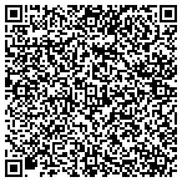 QR-код с контактной информацией организации Тойота магазин,ИП