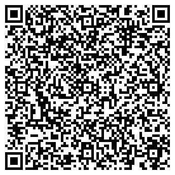 QR-код с контактной информацией организации Федюкович А.В., ИП