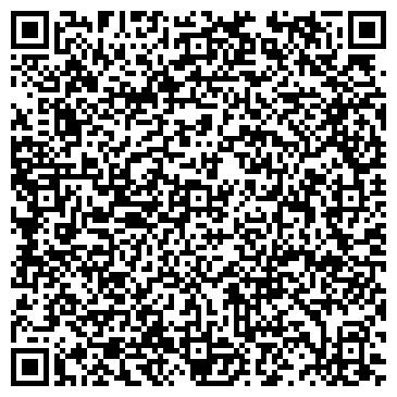 QR-код с контактной информацией организации АвтоТранс (пассажирские перевозки), ТОО