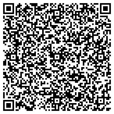 QR-код с контактной информацией организации Nad trans (Над транс), ТОО
