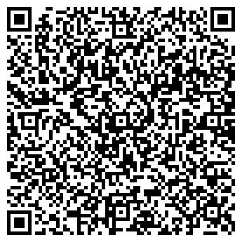QR-код с контактной информацией организации АльбаТранс, ООО