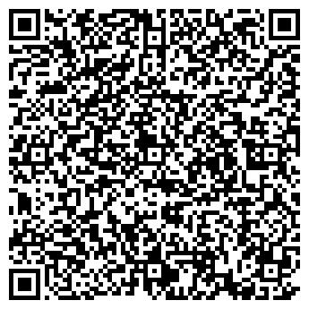 QR-код с контактной информацией организации ЕвроФрахт, УП