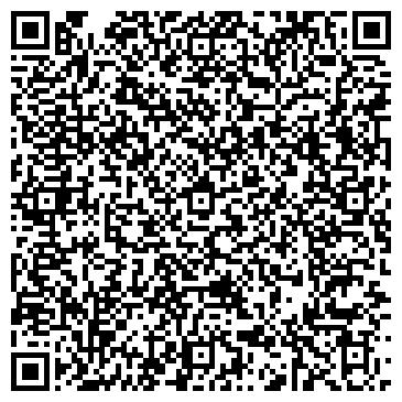 QR-код с контактной информацией организации Ниссан Корпорация, АО