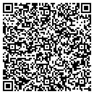 QR-код с контактной информацией организации Данов, ИП