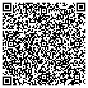 QR-код с контактной информацией организации Крэсна, ТОО