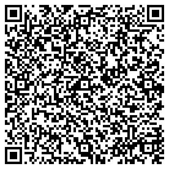 QR-код с контактной информацией организации Транском, ТОО